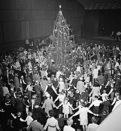 Juletrefest1969
