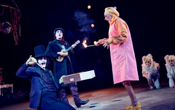 Foto: Fredrik Arff/Det Norske Teatret