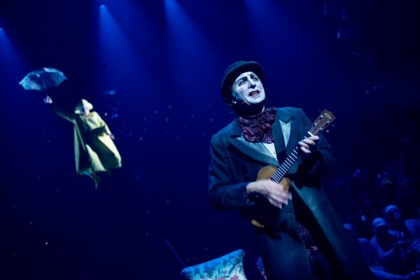 Der fliegende Robert - Foto: Fredrik Arff/Det Norske Teatret