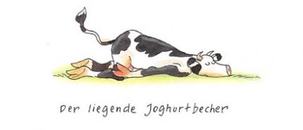 "@Klaus Puth ""Yoga für Kühe"""