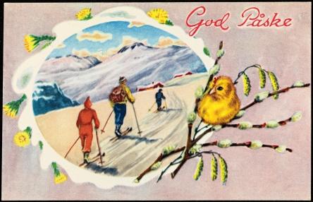 God_påske,_ca_1953