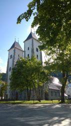 Marienkirche, Sitz der deutschen Gemeinde in Bergen